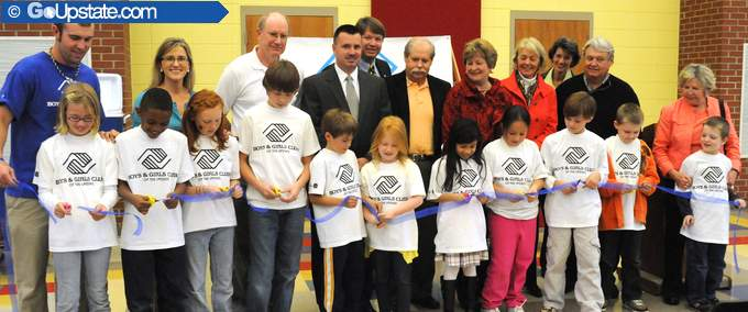 Boys & Girls Club Opens Chapters At O.P. Earle & Pacolet