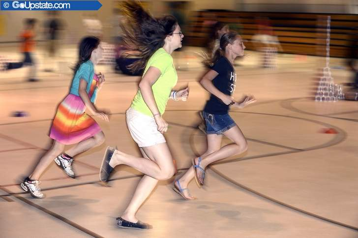 Adolescent Obesity Epidemic Prompts Calls For More Physical Activity